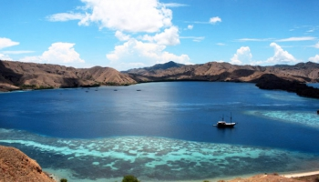 Explore the Komodo Island