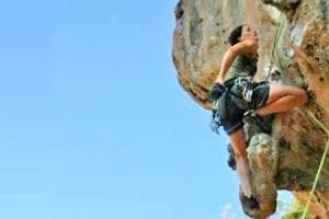 Lombok Rock Climbing